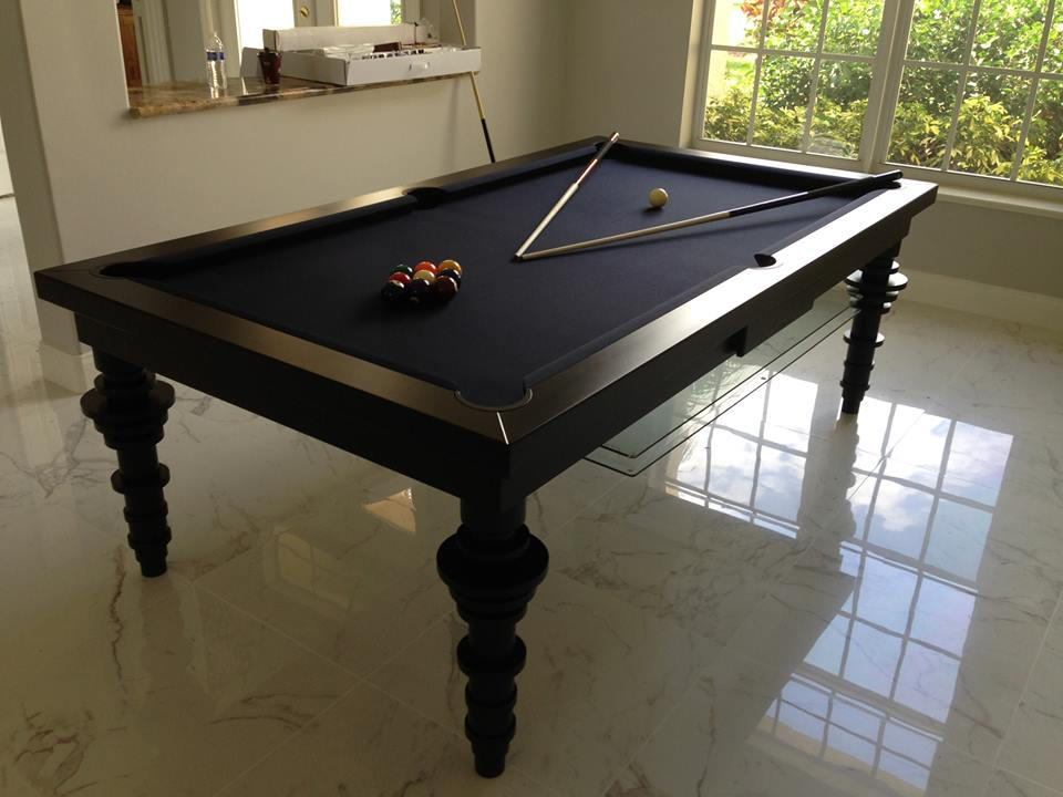 contemporary dining room pool table combo costco combination sale